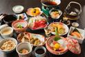【グランドホテル 西館】 松茸会席プラン 朝食バイキング ~10/31まで!