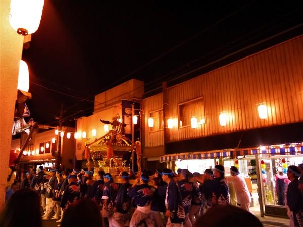【7月】千倉の夏祭り