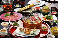 『美食饗宴会席』