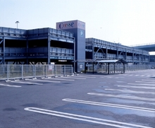 クレッセ静岡立体駐車場