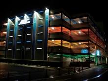 ABC富士荒田島店立体駐車場