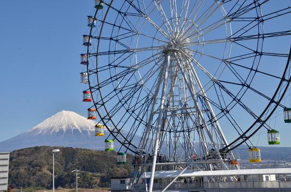 大観覧車 Fuji Sky View