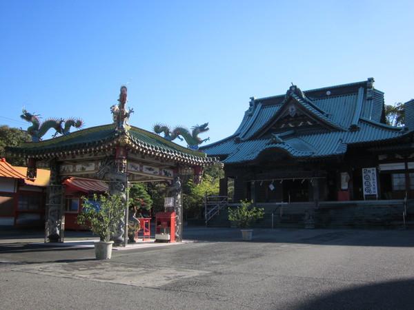 毘沙門天妙法寺
