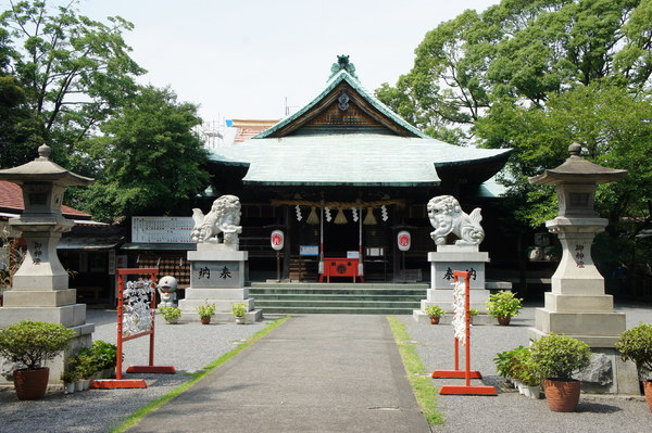 富知六所浅間神社(三日市浅間神社)
