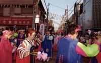 韓国の踊り
