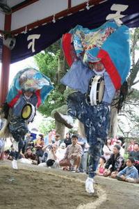 菅 獅子舞