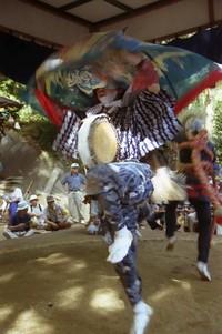 菅の獅子舞