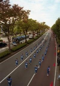 市民パレードの日