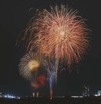 多摩川花火の思い出