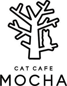 猫カフェ MOCHA ロゴ