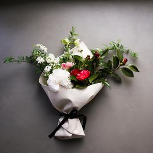 「かわいい花束」