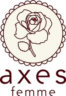 アクシーズファム ロゴ