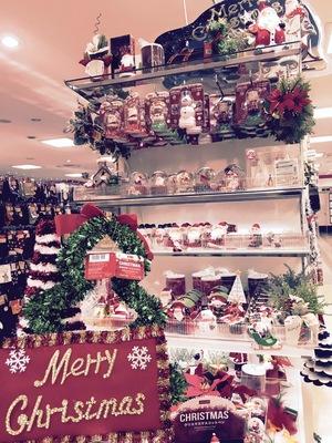 ・クリスマスグッズ