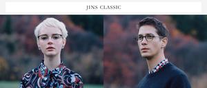 ・JINS CLASSIC・