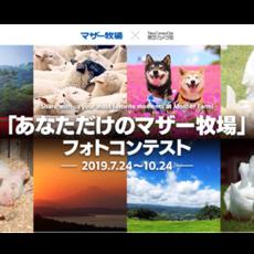 マザー牧場×東京カメラ部 「あなただけのマザー牧場」フォトコンテスト 開催中♪
