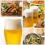 「旨いビールが飲みたい!」夏料理...ご用意しました。