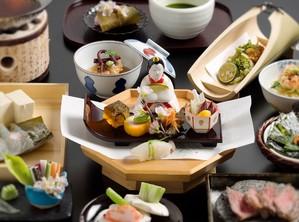 日本の四季を感じられる料理