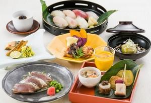 ◆秋プラン◆しずまえ地魚と天然南鮪のにぎり寿司会席