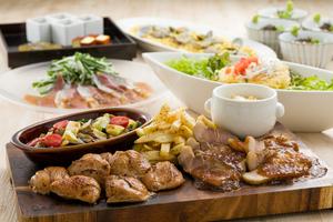 ◆夏プラン◆ 豪快!肉盛り!SUMMER BEERパーティープラン