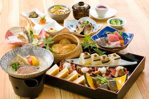名物!秋鮭のブイヤベースと松茸・秋刀魚!秋の味覚を愉しむ贅沢会席