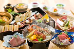 伊勢海老のブイヤベースと松茸・秋刀魚!秋の味覚を愉しむ贅沢会席