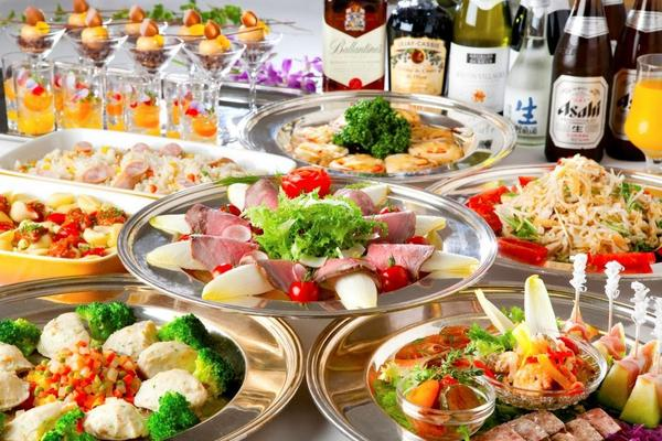 通年 宴会プラン         【フランス料理】