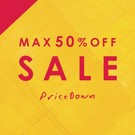 ≪ SALE ≫4thSALEスタート!MAX50%OFF