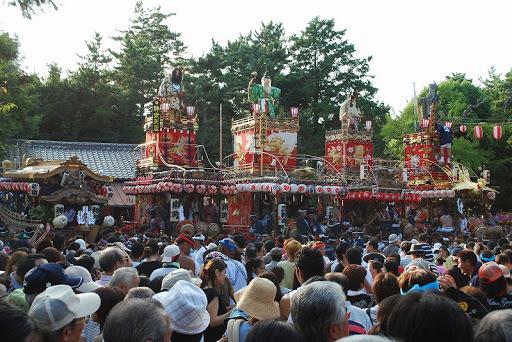 <Sep>Tateyama autumn festival(Yawatanmachi)