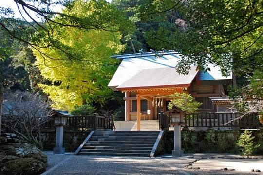 Awa-Jinja Shrine