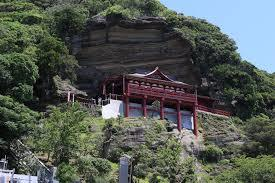 Daifukuji Temple (Gake kannon)