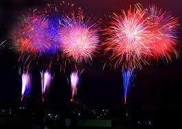 <Aug>Chikura fireworks festival (Chikura Bon Festa)
