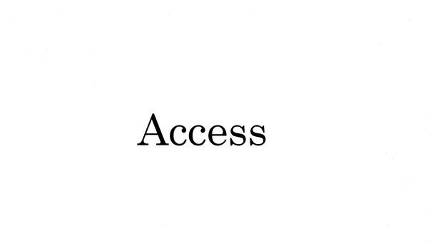 Access to Chikurakan