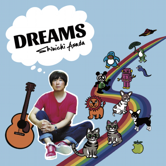 SHINICHI ASADA 『DREAMS Tour』