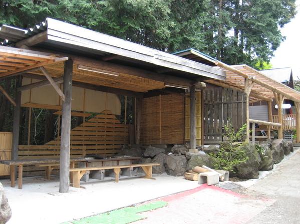 【バーベキュー場】 富士 かぐや姫工房