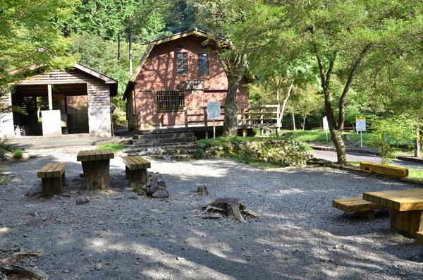 須津山休養林キャンプ場