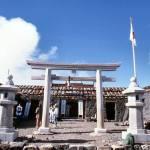 山頂の信仰遺跡群