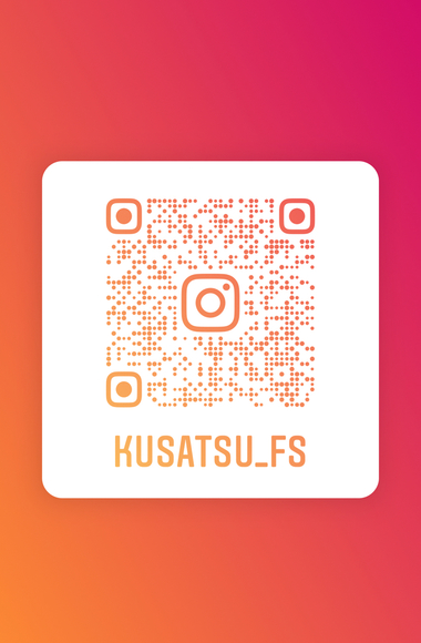 公式instagram始めました!