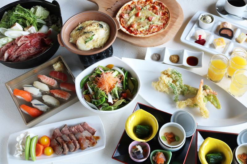 【重要】4月9日よりブッフェでの料理提供方法変更