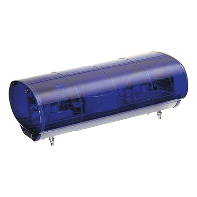 青色散光式警光灯 M型   55型(幅550mmタイプ)