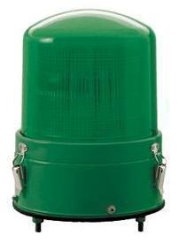緑色AC100V警光灯  8型