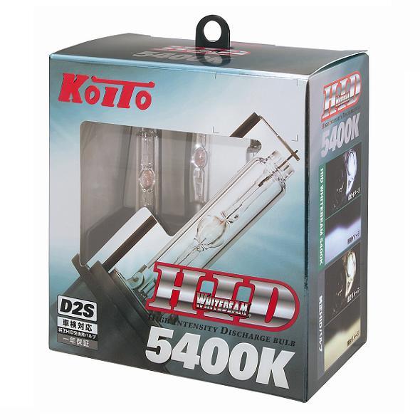 D2 5400K パッケージ