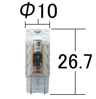 T10タイプ(65lm)