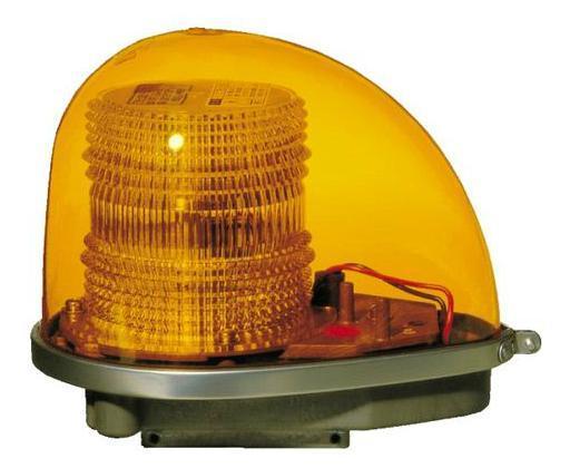黄色丸形警光灯 2N型
