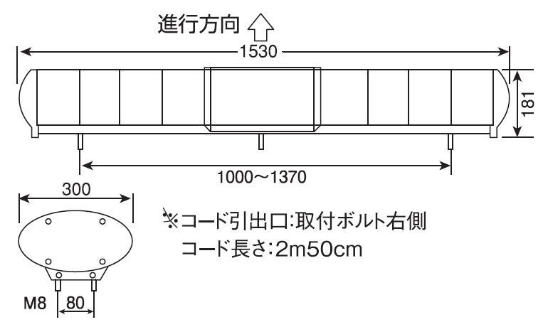 図1 寸法(mm)