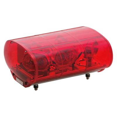 赤色警光灯