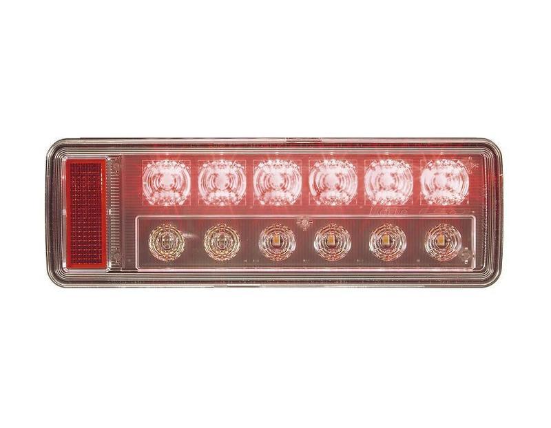 テールランプ点灯イメージ