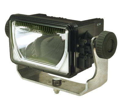 LEDワーキングランプ角型タイプ
