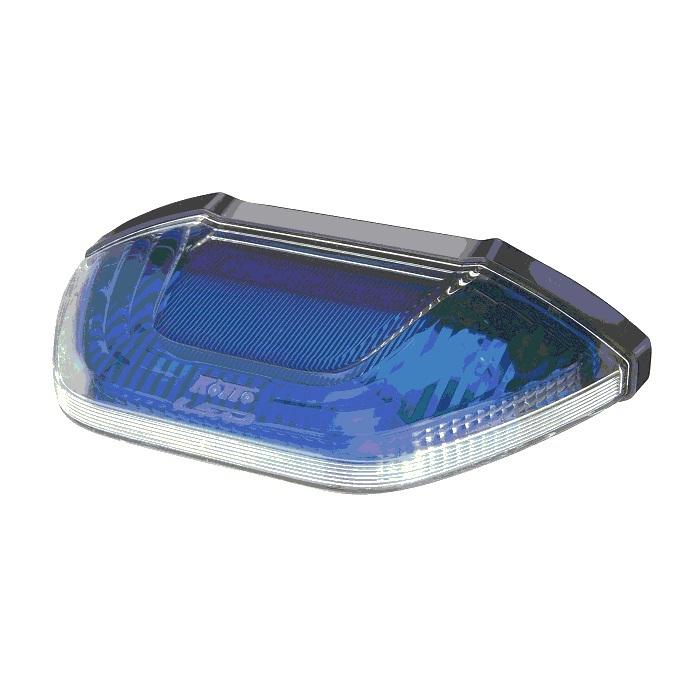 LEDマーカー&アンダーライト  (ブルー)