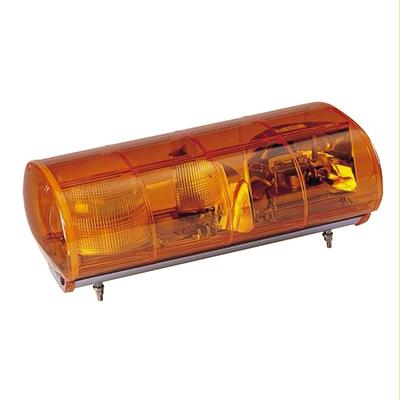 黄色散光式警光灯 M型 55型(幅550mmタイプ)