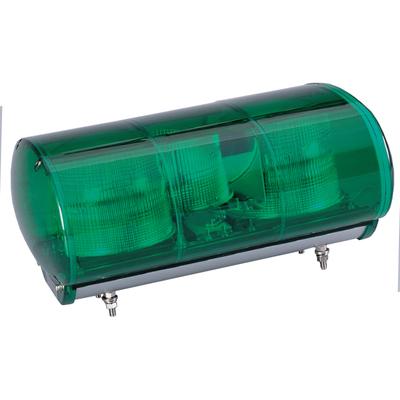 緑色警光灯